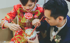 The <b>Chinese wedding</b> Kua: 3 things to know
