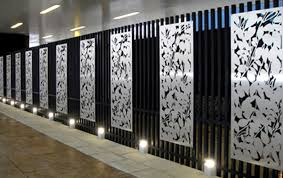 Interior Decorating Ideas Laser Cut Art Natasha Webb Office Wall Panels Images Photos And Pictures