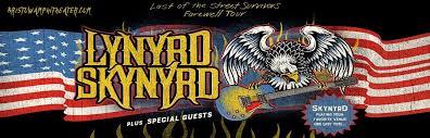 <b>Lynyrd Skynyrd</b> Tickets   <b>7th</b> July   Jiffy Lube Live at Bristow, Virginia