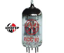 <b>JJ ELECTRONIC</b> ECC81 (<b>12AT7</b>) <b>Лампа</b> для комбоусилителя ...