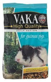 Кормовая смесь для морских свинок <b>Вака High Quality</b> — купить ...