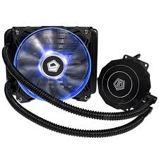 ID COOLING 120 Water-cooled Fan POLARFLOW 120i - WB CPU ...