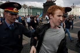 Resultado de imagem para russia lgbt