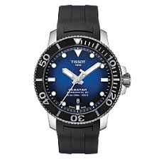 TISSOT SEASTAR <b>1000</b> POWERMATIC <b>80</b> - T1204071704100 ...