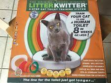 Расходные материалы для дрессировка <b>Litter Kwitter</b> кот   eBay