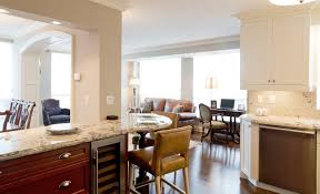 kitchen design entertaining includes: quotthey also wanted to incorporate additional lighting and appliances into their new design to create more living and entertaining space a spare bedroom