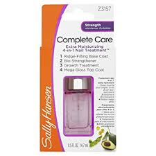 Sally Hansen Complete Care Extra Moisturizing ... - Amazon.com