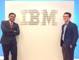 the rpi lally school of management mentoring program gives thanks mentor christopher low of ibm right kuntal and christopher had the unique opportunity to meet in person during our recent nyc career exploration