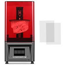 <b>ELEGOO</b> Mars 2 Pro Mono MSLA <b>3D Printer</b> UV Photocuring LCD ...