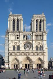 notre dame cathedral towers paris cathacdrale de notre dame
