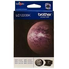 Купить <b>картридж</b> Brother LC-1220BK <b>Black</b> для DCP-J525W/MFC ...