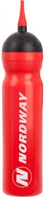 <b>Бутылка</b> Nordway, <b>1 л</b> красный цвет — купить за 299 руб. в ...