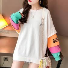2019 Cat 1988 <b>Milinsus Sweatshirts</b> For <b>Women</b> Autumn Winter ...