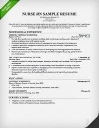 nurse resume   experience resumesper nk to sample resume for rn position