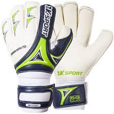 <b>Перчатки вратарские 2K</b> Sport Evolution Pro, 124916, 10, белый ...