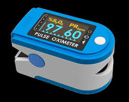 Using a <b>pulse oximeter</b> to check you are OK