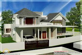 Modern House Plan   Home Design IdeasModern House Plan