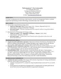 resume template sample high school student resume template with objective for internship resume