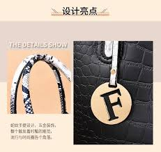 Buy <b>2019 new</b> fashion <b>crocodile pattern</b> cross-border mother-in-law ...