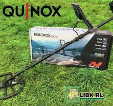 <b>Металлоискатель Minelab EQUINOX 800</b> купить по выгодной ...