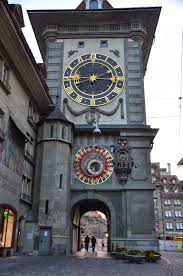 baugh s blog photo essay albert einstein s annus mirabilis  zytglogge clock at the western end of kramgasse the street in the old city where einstein lived