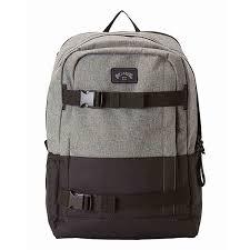 Купить <b>рюкзак</b> школьный Billabong Command Skate <b>Grey Heather</b> ...