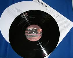 Image result for Hi-Fi News Analogue Test Record LP The Producers Cut