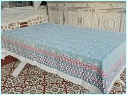 100%cotton fabric, Block printed Cushion cover, Indian Embordri ...