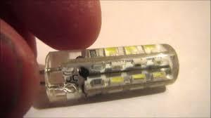 <b>Лампа</b> для люстры вместо галогенок <b>Led</b> lamp 12V 4G 1,5W ...