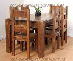 chair dining room tables rustic chairs: inspirational sharp dining table and chairs