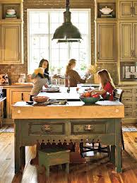 green kitchen cabinets couchableco: antique green myhomeideascom  antique green kitchen r x