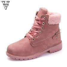 <b>VTOTA</b> Warm Boots Women Bota Feminina Winter Snow Boots ...