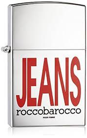 <b>Roccobarocco Silver Jeans</b> Eau de Parfum - Buy Online in Aruba at ...