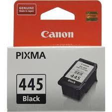 Оригинальный <b>картридж Canon PG-445</b> (с черными ...