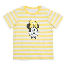 <b>Футболка PLAYTODAY</b> 988001 для девочки, цвет белый, желтый ...