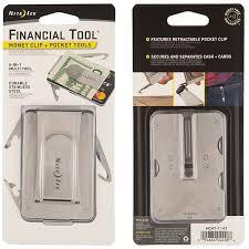 Карманный инструмент <b>Nite Ize</b> Financial Tool Money Clip+Pocket ...
