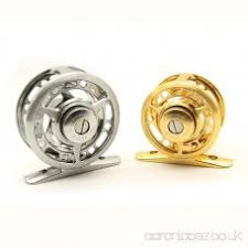 <b>Mounchain</b> Metal Ice <b>Fishing Spinning Reel</b> Left / Right Rocker ...