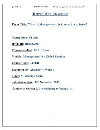 Business      Leadership   Organizational Behavior Inside Higher Ed