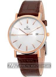 <b>Часы Bulova 98H51</b>. Лучшая цена на мужские <b>часы 98H51</b> Dress ...