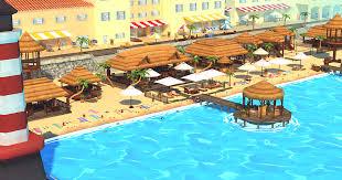 <b>Summer Beach</b> Cartoon Pack - VR/Mobile   3D Environments   Unity ...