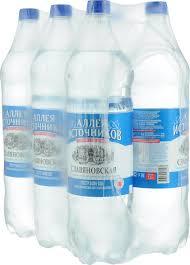 <b>Славяновская Вода минеральная</b>, 6 шт по <b>1</b>,5 л — купить в ...