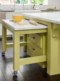 small space kitchen ideas:  amazing space saving small kitchen island designs this is what the lower desk will
