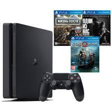 <b>Игровые приставки Sony</b> PlayStation - купить Сони Плейстейшен ...