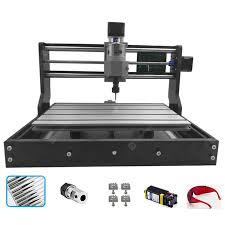 CNC 3018 PRO 10000mW <b>Laser Engraver</b> Black <b>Laser Engraving</b> ...