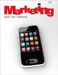 Marketing (Lamb), 11th ed.