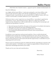 cover letter for a loan officer related post of cover letter for a loan officer
