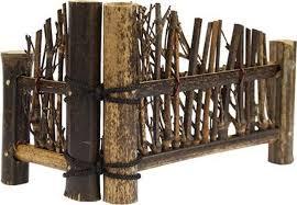 <b>Миниатюра</b> Забор декоративный, 7712589_00001, мультиколор ...