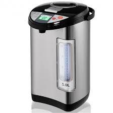 5-Liter LCD Water Boiler and Warmer <b>Electric</b> Hot <b>Water Dispenser</b> ...