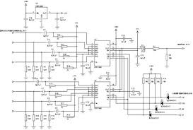 designing  camera cctv circuit diagram using zxfv