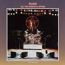 <b>RUSH</b> - <b>All The</b> World's A Stage - Amazon.com Music